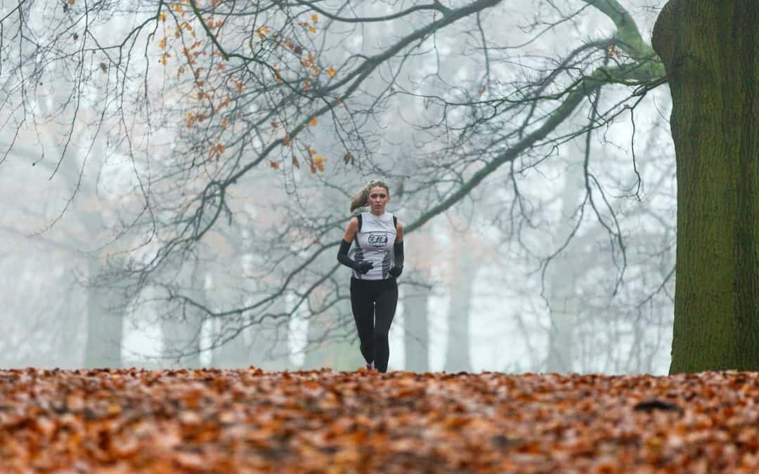 Running versus jogging